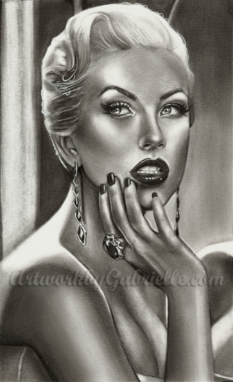 Christina Aguilera by gabbyd70